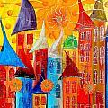 City 531-11-13 Marucii by Marek Lutek
