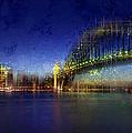 City-art Sydney by Melanie Viola