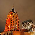 City At Night by Dan Julien