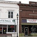 City Bakery In Clare Michigan by Terri Gostola
