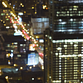City Blur by Margie Hurwich