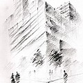 City Building by Fanny Diaz