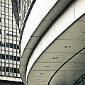 City Buildings by Tom Gowanlock