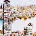 City By The Bay by Jack Zulli