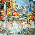 City By The River - Sold by Judith Espinoza