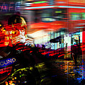 London City Cafe Culture by Mal Bray