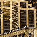 City Center -65 by David Fabian