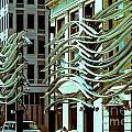 City Center-9 by David Fabian