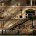 City - Chicago Il - Ups And Downs by Mike Savad