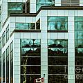 City Cnter-80 by David Fabian