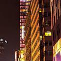 City Glow by Paul Mangold