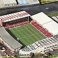 City Ground - Nottingham Forest by Kevin Fletcher
