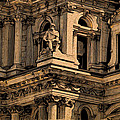City Hall Closeup by Alice Gipson