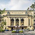 City Hall In Manila Philippines by Jacek Malipan