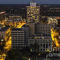 City Hall Scape by Debra K Roberts