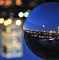 City In A Globe by Stacy Abbott