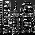 City Lights by Delphimages Photo Creations