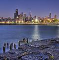 City Lights by Lindley Johnson