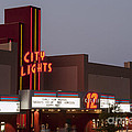 City Lights Marquee by Bob Phillips