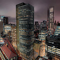 City Lights by Richard Vinson