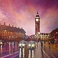 City Lights by Tony Gittins