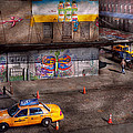 City - New York - Greenwich Village - Life's Color by Mike Savad