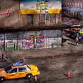 City - New York - Greenwich Village - Life