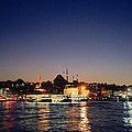 Colours Of Istanbul by Shaun Higson