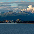 City Of Anchorage  by Andrew Matwijec