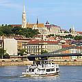 City Of Budapest by Artur Bogacki