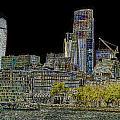 City Of London Art by David Pyatt
