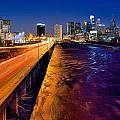 City Of Philadelphia by Gorgonio Tejero