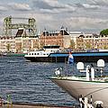 City Of Rotterdam Urban Scenery by Artur Bogacki
