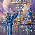 City Of Swords by Ciro Marchetti