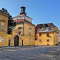City Of Zagreb Historic Upper Town by Brch Photography
