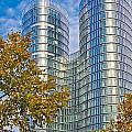 City Of Zagreb Modern Architecture by Brch Photography