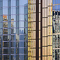 City Reflections by Sandra Bronstein