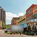 City - Roanoke Va - The City Market by Mike Savad