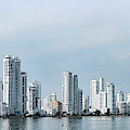 City Skyline, Castillogrande by Panoramic Images