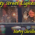 City Street Lights by Joseph Juvenal