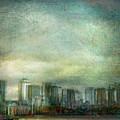 Cityscape #32. Chrystalhenge by Alfredo Gonzalez