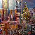 Cityscape 9 by Don Thibodeaux