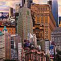 Cityscape Dream by Paul Gentille