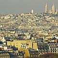 Cityscape Of Paris Paris, France by Ingrid Rasmussen