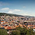 Cityscape Of Sibenik Croatia by Mythja  Photography