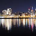 Cityscape - Philadelphia by Bill Cannon