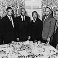 Civil Rights Leaders, 1963 by Granger
