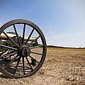 Civil War Cannon by Brandon Alms