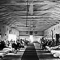 Civil War: Hospital, 1865 by Granger