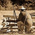 Civil War Soldier  by Athena Mckinzie
